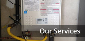 tankless water heater service Orange County