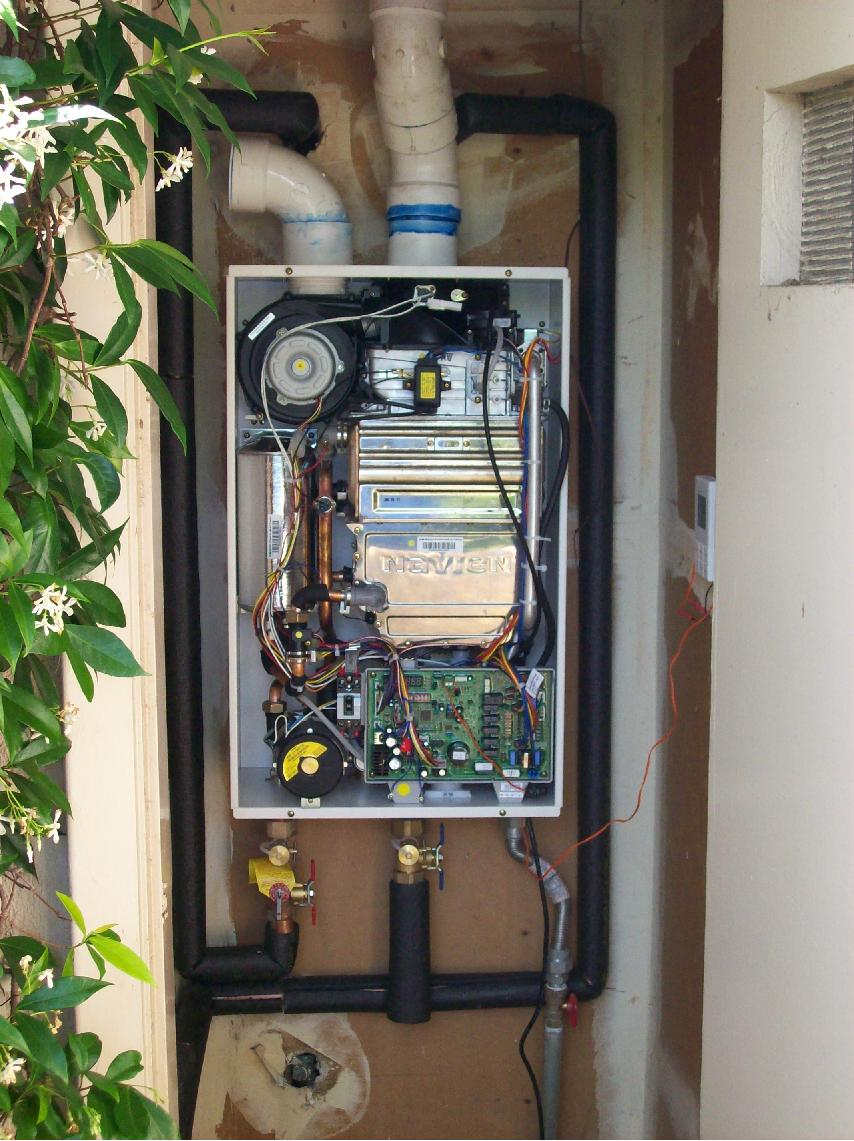 water heater replacement Orange County