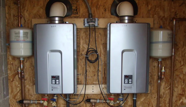 water heater Orange County